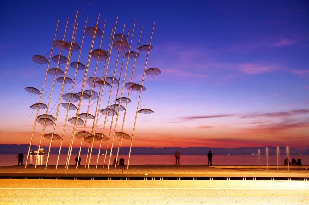 Was man in Thessaloniki gesehen haben sollte