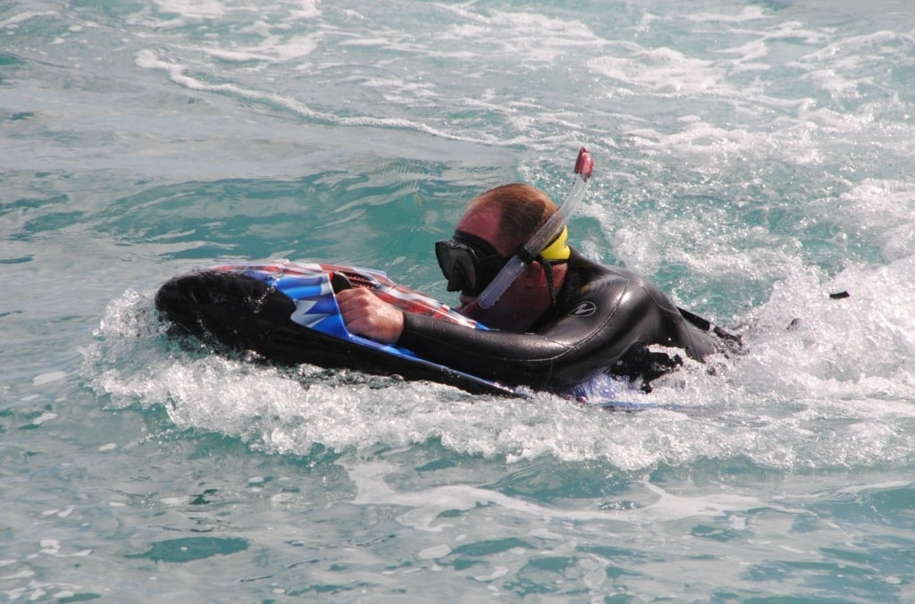 Seabob fahren in Queensland