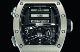 Richard Mille Tourbillon Erotic