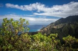 Anaga-Gebirge auf Teneriffa