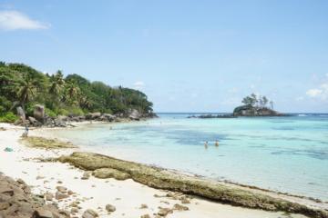 Urlaub auf den Seychellen: Chillen am Anse Source d'Argent