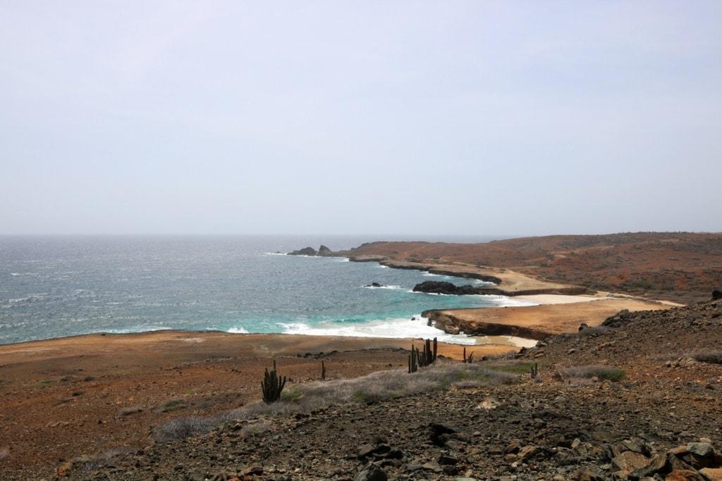 Arikok Nationalpark auf der Karibikinsel Aruba