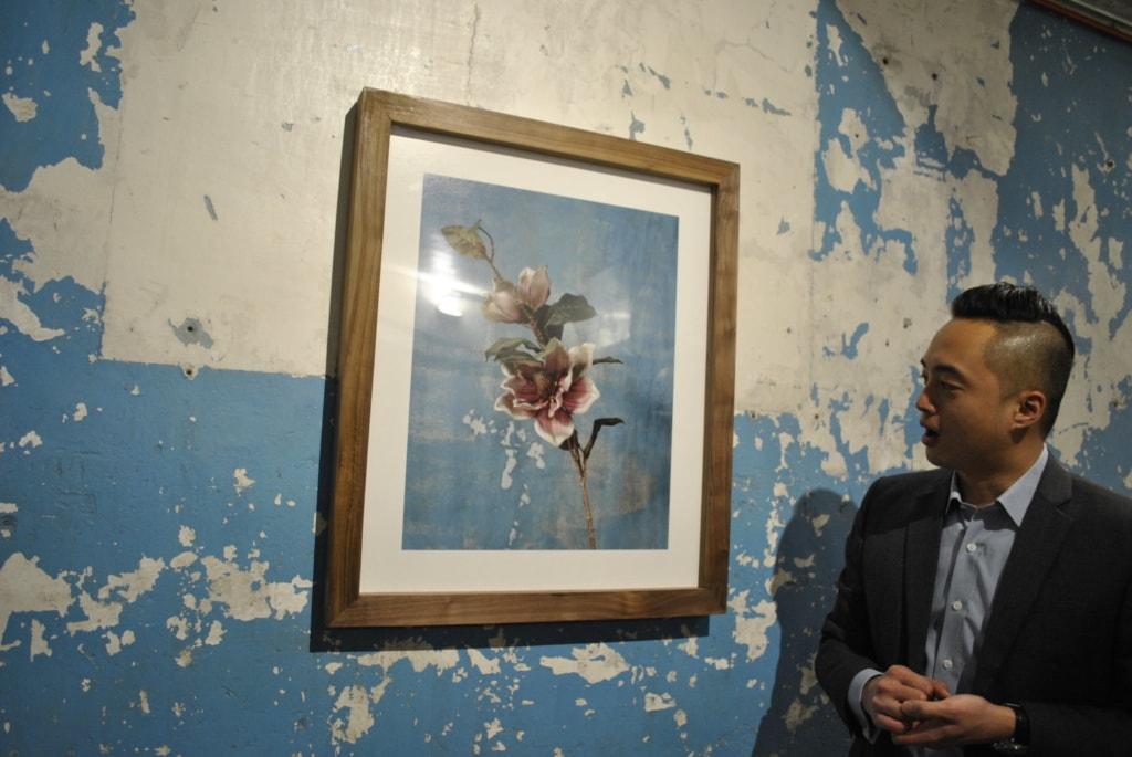Im South Island Cultural District präsentieren sich knapp zwanzig Galerien, wie hier eine Ausstellung in der »Blindspot Gallery«.