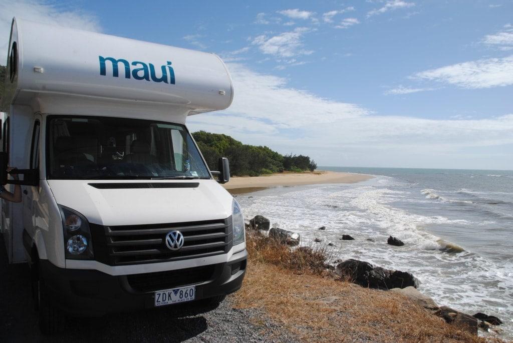 Mit dem Wohnmobil durch Queensland