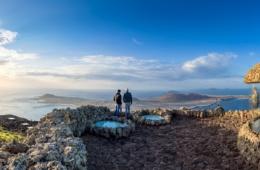 Lanzarote, view