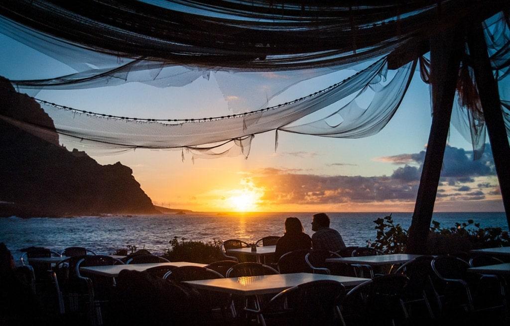 Restaurant El Burgado auf Teneriffa