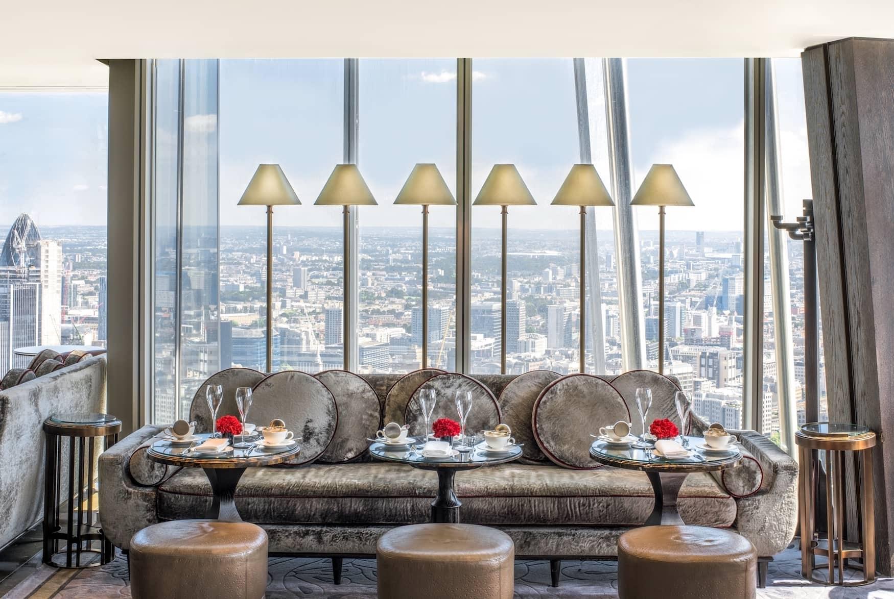 Bar im Shangri-La London
