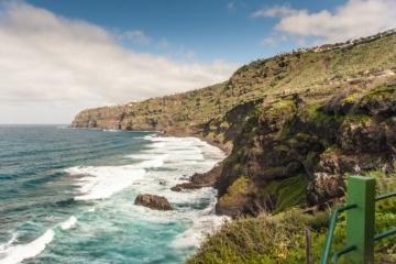 Ausflüge im Norden Teneriffas: Küste im Orava-Tal