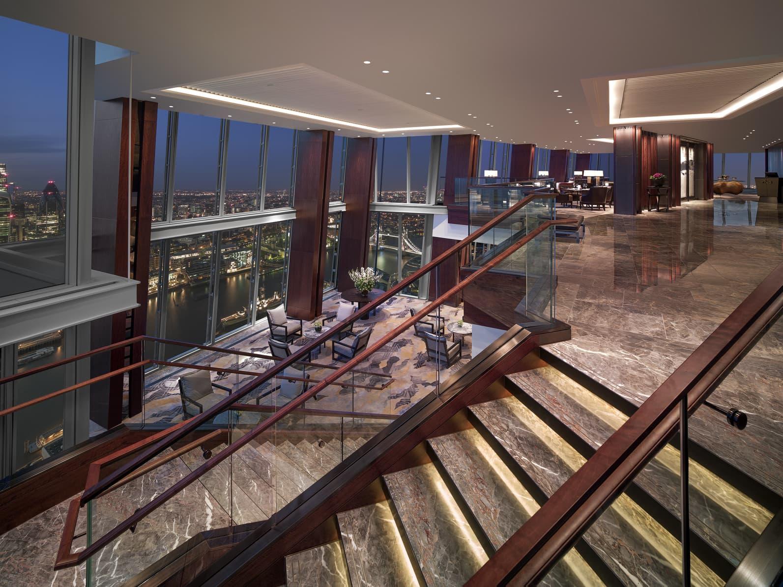 Lobby-The-Shard