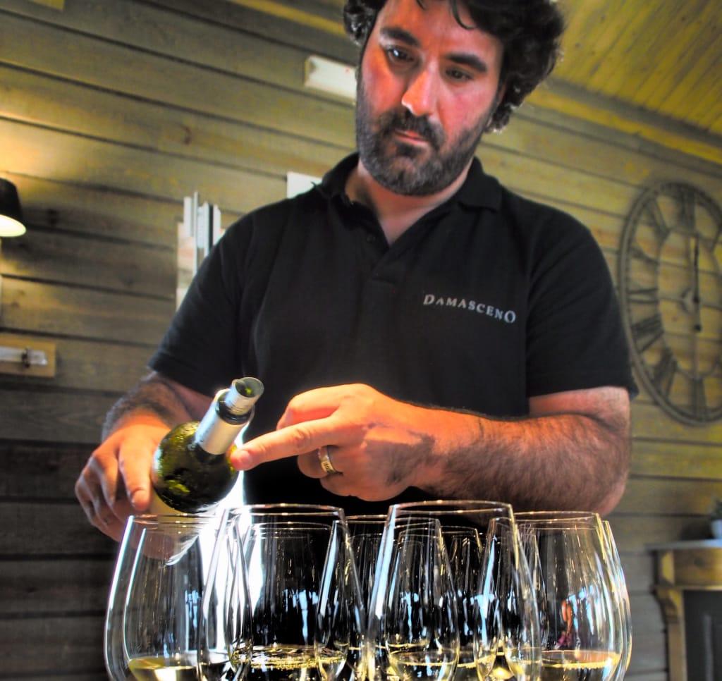 Wein in Lissabon