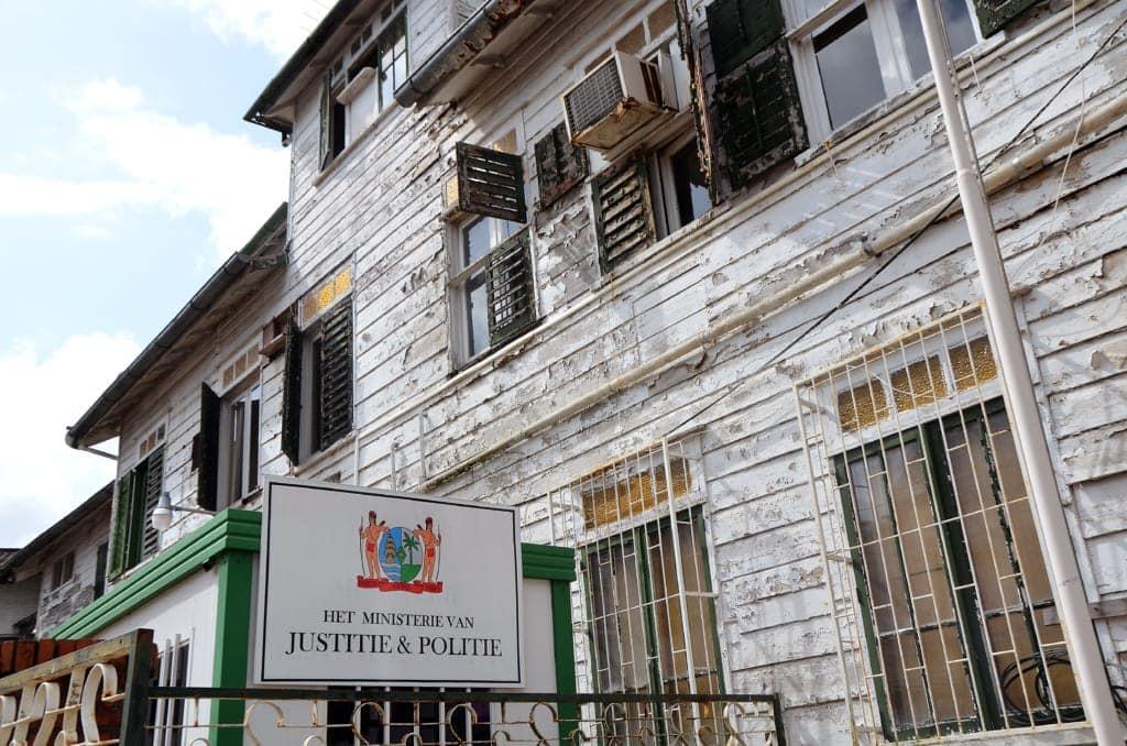 Paramaribo Justizpalast