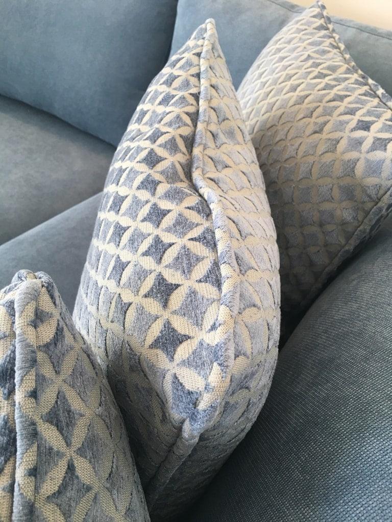 Sofa im Ikos Oceania