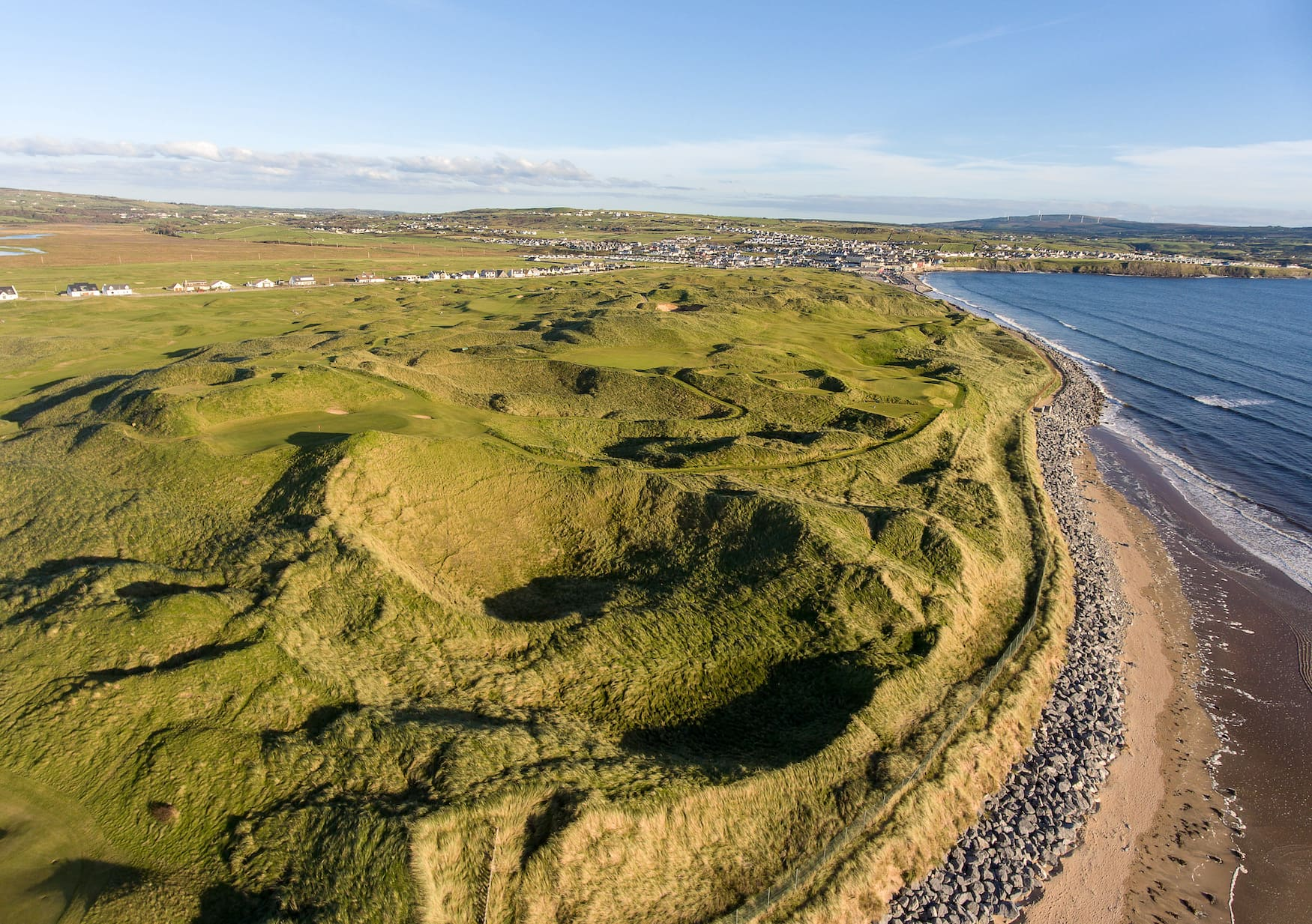 County Clare in Lahinch, Irland