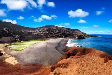 El Golfo,Strand,Lanzarote