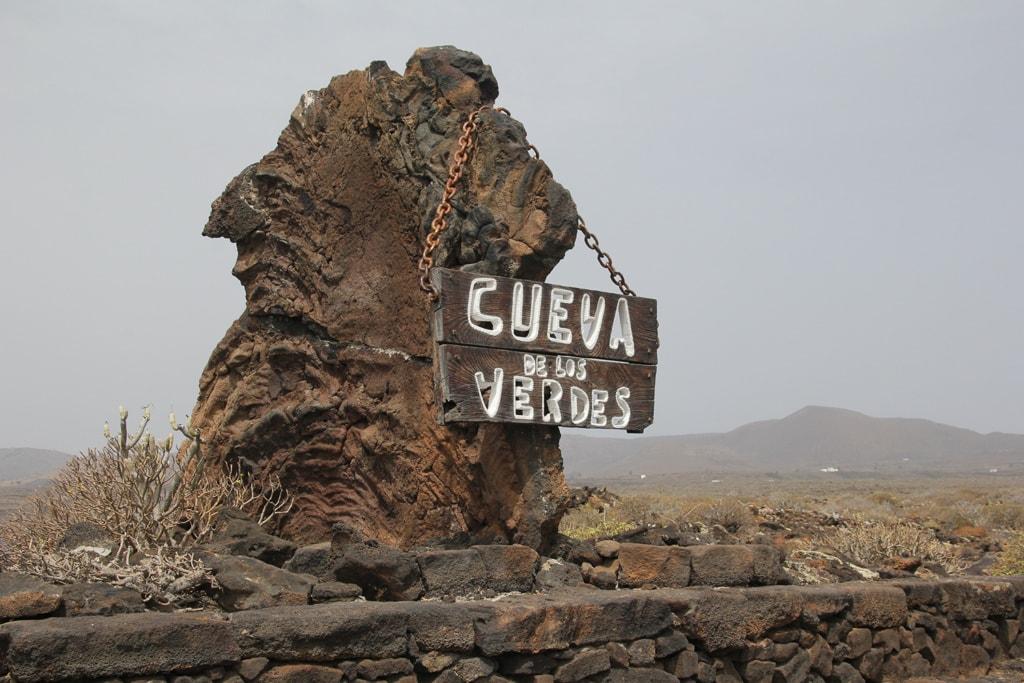 Cueva de los Verdes auf Lanzarote
