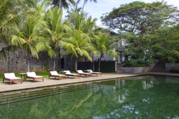 Swimming Pool im Amangalla
