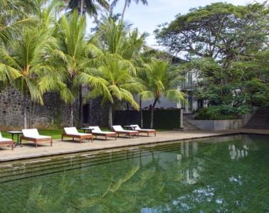 Swimming Pool im Amangalla