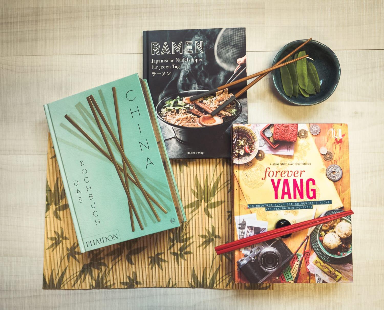 Asiatische Küche: Unsere Kochbuch-Favoriten - reisen EXCLUSIV