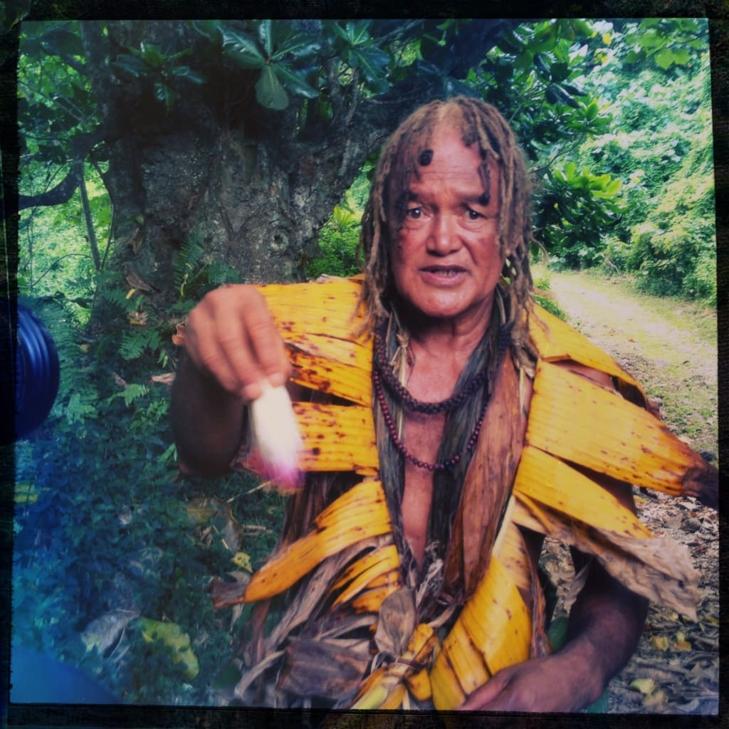 Bewohner der Cookinseln
