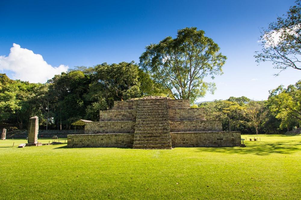Was man in Honduras gesehen haben sollte: Maya-Stätte Copan in Honduras