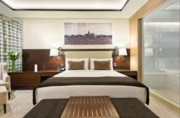 Deluxe Room im Fairmont Baku