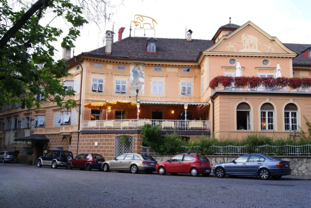 Hotel Elefant in Südtirol