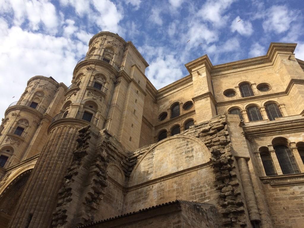 Santa Iglesia Catedral Basílica de la Encarnación in Málaga
