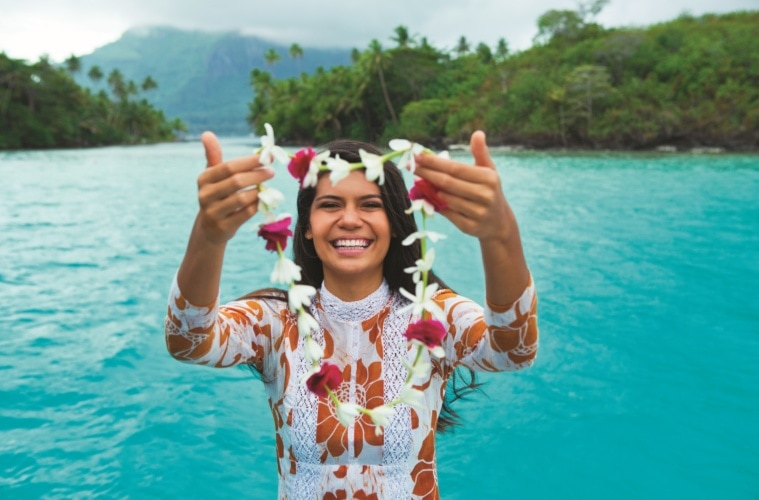Ia ora na - Willkommen auf den Inseln von Tahiti