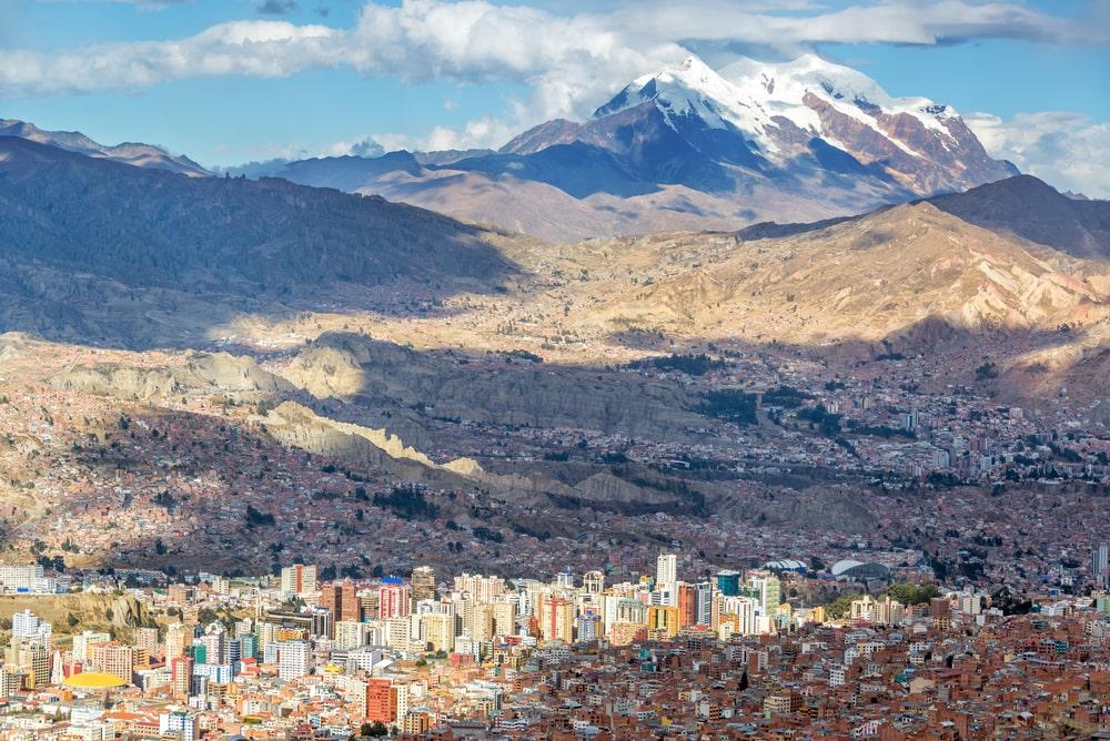 Großstadthopping in Südamerika: a Paz in Bolivien