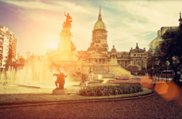 Großstadthopping in Südamerika: Buenos Aires