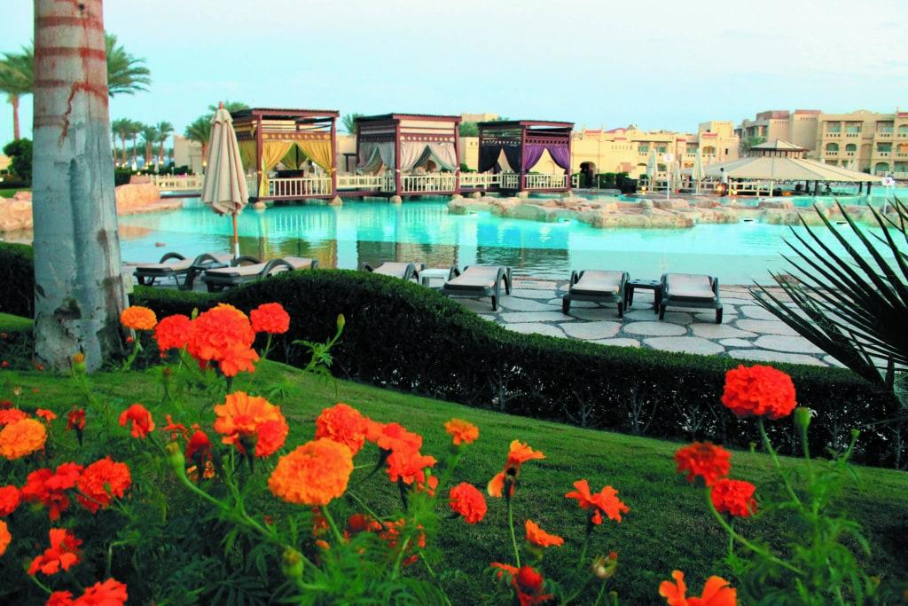 Pool im Rixos Sharm El Sheikh