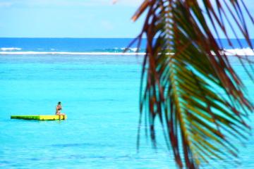 Reise auf die Cookinseln: Schnorcheln