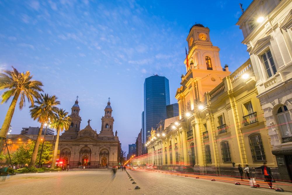 Großstadthopping in Südamerika: Santiago de Chile