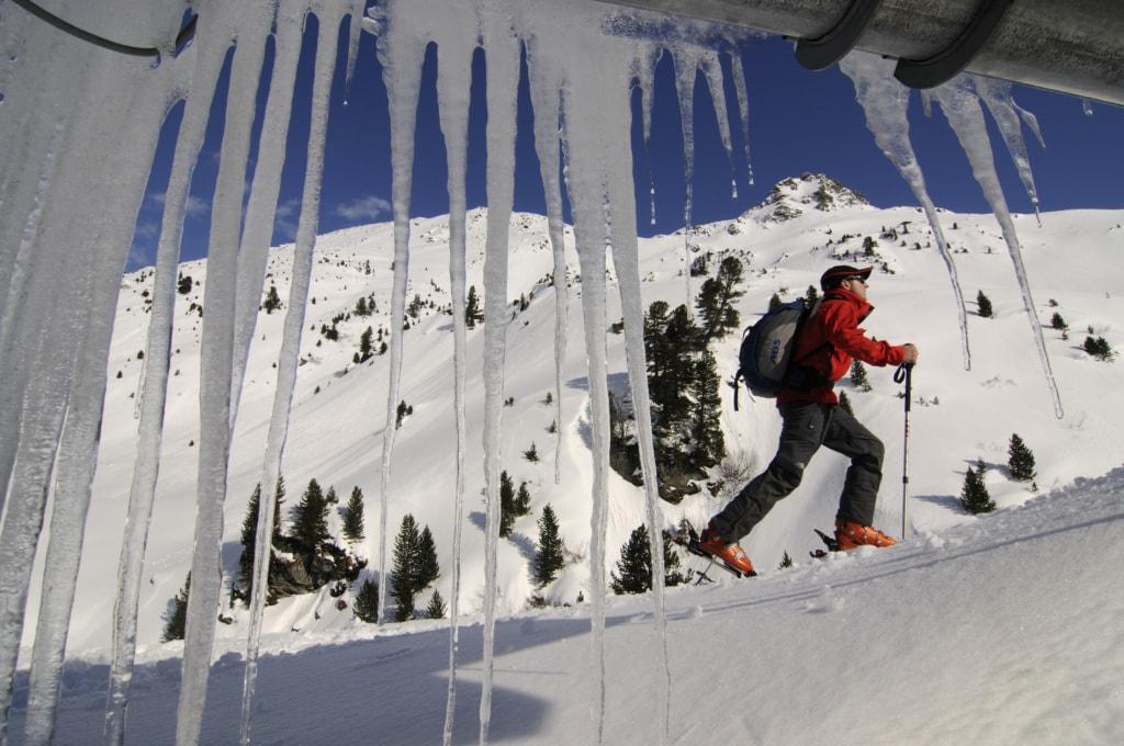 Schneeschuhwandern in den Kitzbüheler Alpen