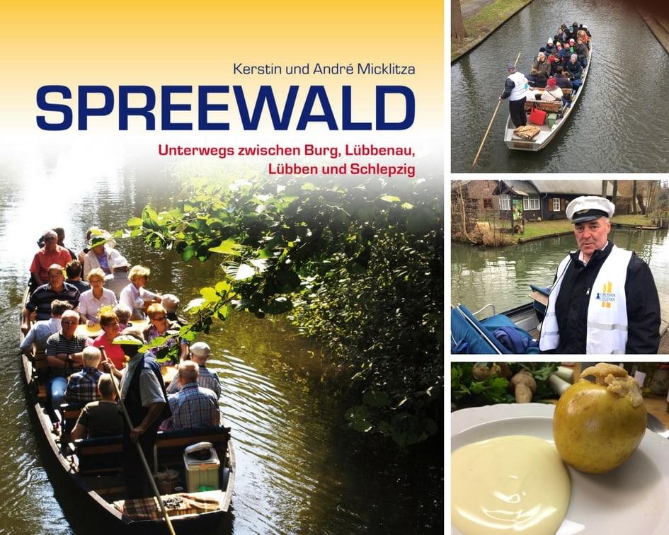 Reiseführer Spreewald aus dem Trescher Verlag