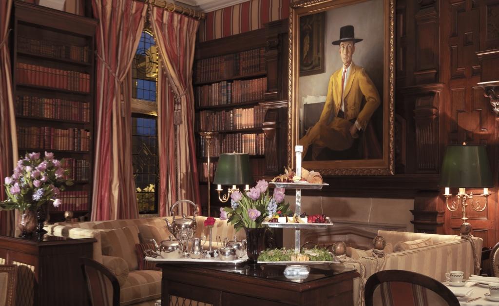 Milestone Hotel in London: Teatime Lounge