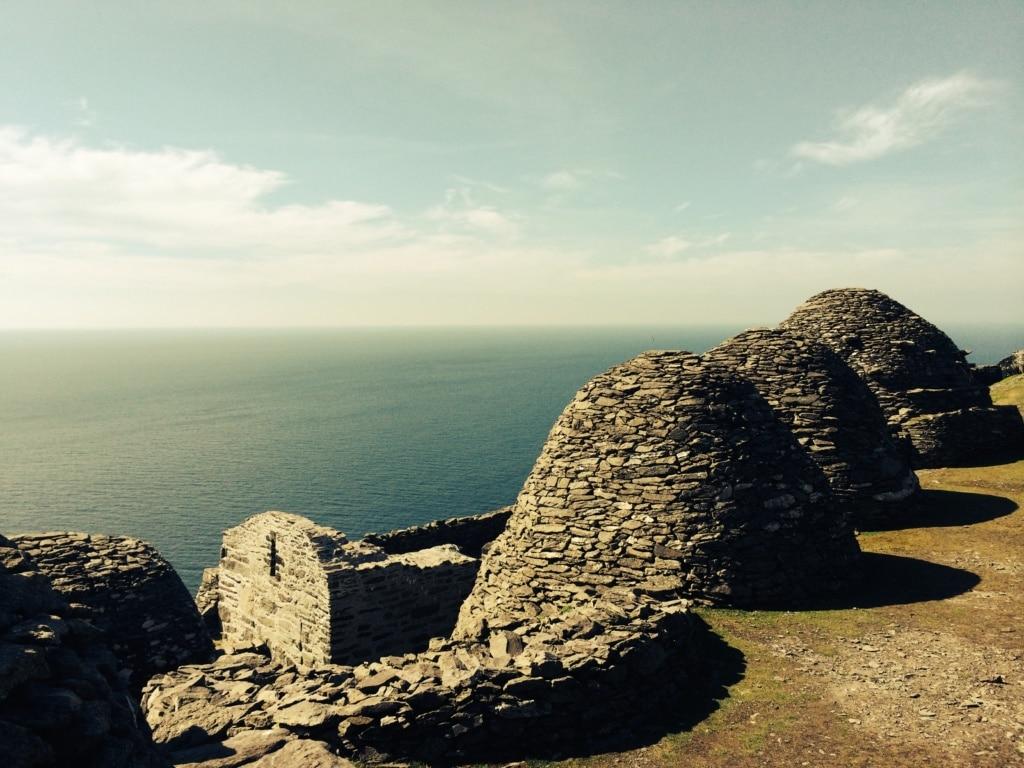 Insel Skellig in Irland