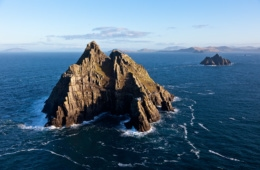 Skelligs in Irland
