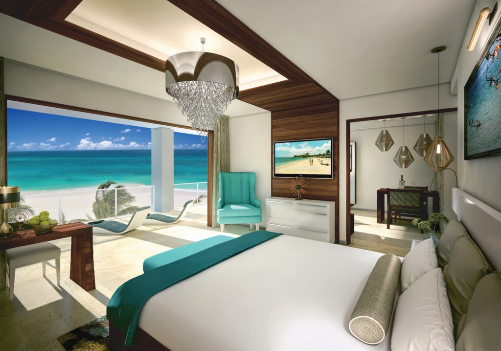 Zimmer im Sandals Royal Barbados