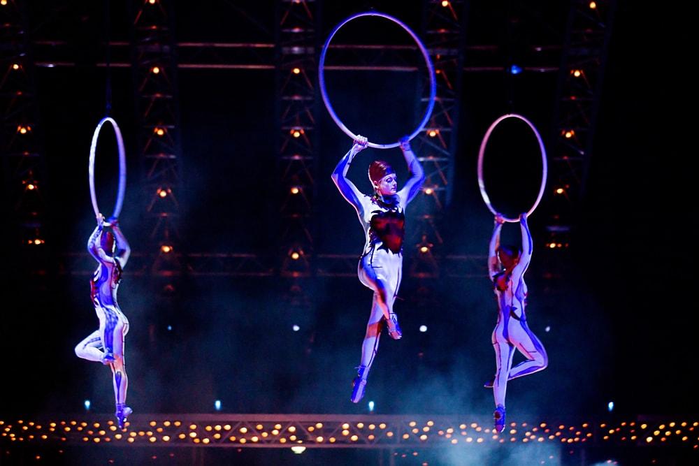 Themenkreuzfahrten: Cirque du Soleil auf hoher See