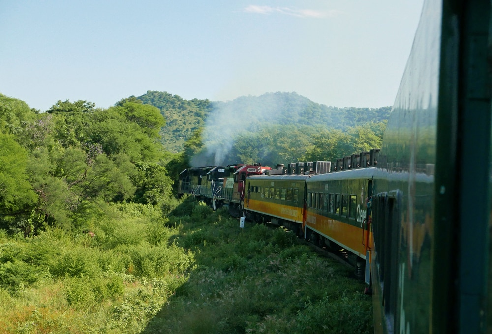 Schönsten Zugstrecken der Welt: Fahrt mit dem Copper Canyon Railway in Mexiko