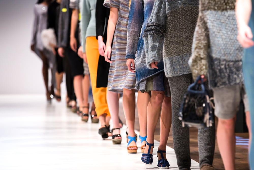 Themenkreuzfahrten: Fashion Show an Bord