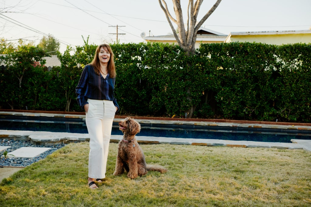 Airbnb-Plus-Gastgeberin Lisa Cole aus Los Angeles