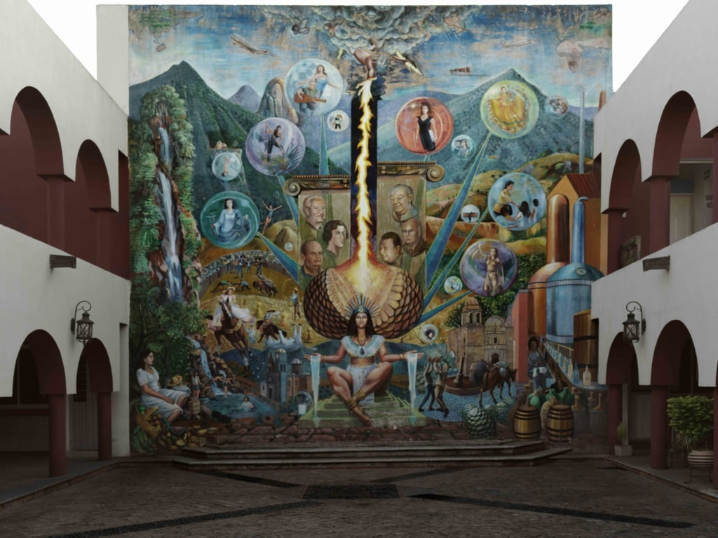 Kunst in Mexiko