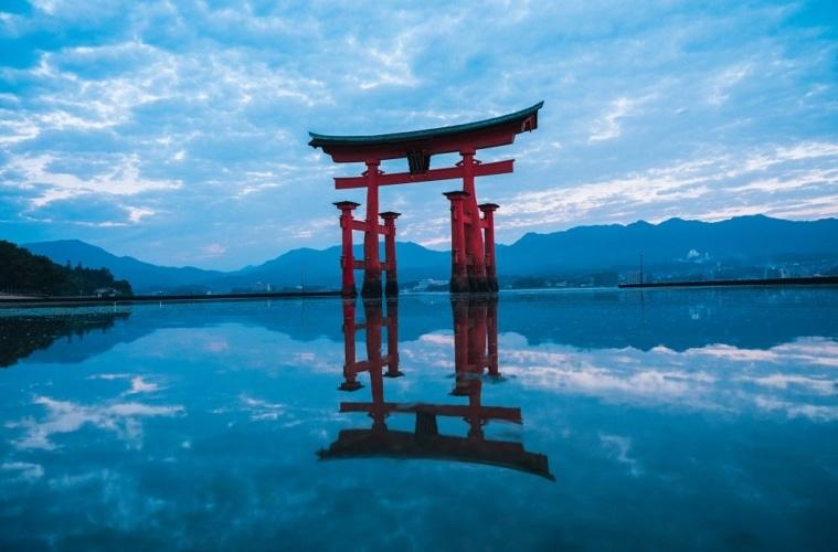 Miyajima-Hiroshima in Setouchi