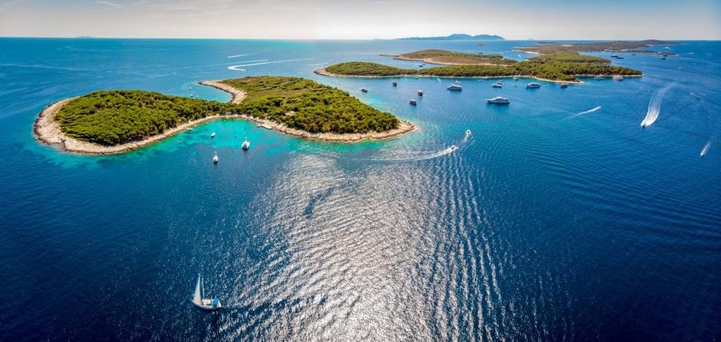 Paklenin-Inseln