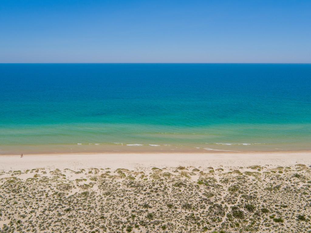 Praia do Homem Nu, Algarve