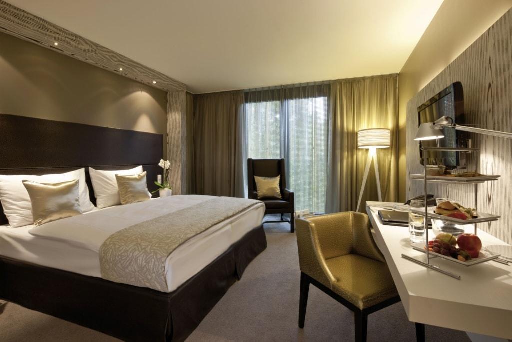Zimmer im Radisson Blu Park Royal Palace Hotel Vienna