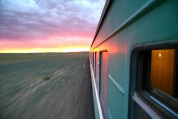 Schönsten Zugstrecken der Welt: Fahrt mit der Transsibirischen Eisenbahn