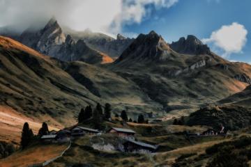 Südtirol,Berge